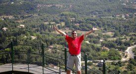 18. Tronul Imparatului Corfu