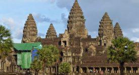 20. Templul Angkor Wat Din Cambogia