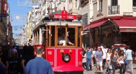30. Tramvai Vintage Istanbul