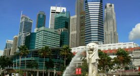 02. Merlion Singapore