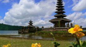 07. Templul Balinez Bedugul Lake