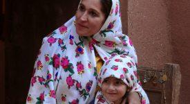 19. Mama Si Fiica In Iran