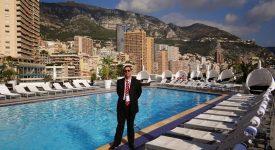 01. Piscina Hotel Fairmont Monaco