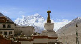 20. Manastirea Rongphu