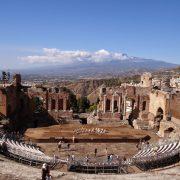 07. Teatrul Grec Din Taormina
