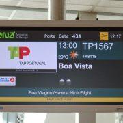 10. Cursa TAP Lisabona Capul Verde