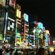 11. Reclame Luminoase Tokyo