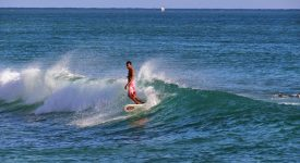 15. Surfer In Santa Maria