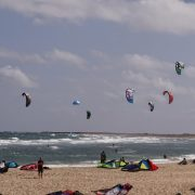 24. Kite Surfing In Capul Verde