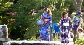 31. Turiste In Kimono
