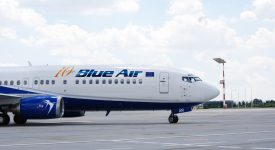 Livery Blue Air 10ani
