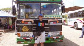 01. Autobuz Nicaragua