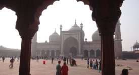 12. Friday Mosque Delhi