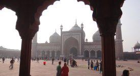 12. Friday Mosque Delhi