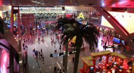 33. Doha Airport