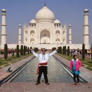 43. Taj Mahal Agra India