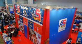 01. Stand Paralela 45