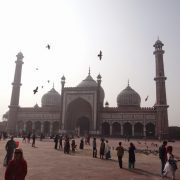 02. Moscheea Din Delhi
