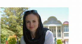 11. Ioana In Shiraz