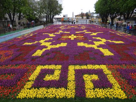 01. Covor floral - Istanbul