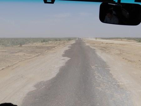 01. Drumul spre Khiva