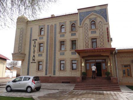 01. Hotel Sultan Samarkand