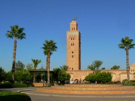 02. Minaretul Koutoubia