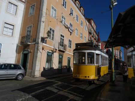 02. Tramvai Lisabona