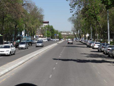 03. Bulevardele din Taskent