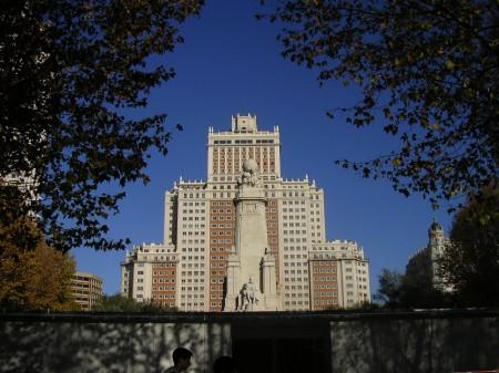 04. Plaza Espana Madrid