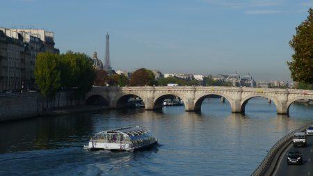 04. Pod peste Sena - Paris, Franta
