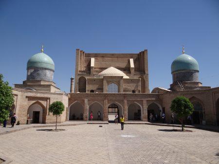05. Khast Imom Taskent