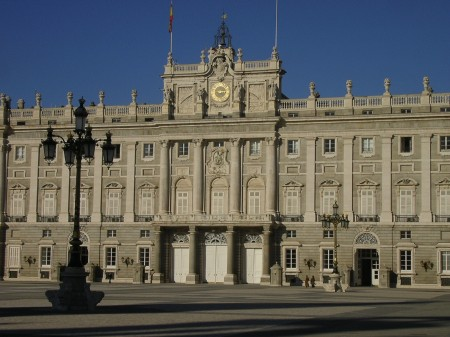05. Palatul regal spaniol - Madrid