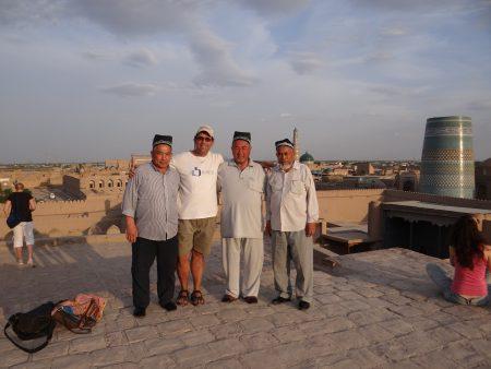 06. Pe zidurile din Khiva