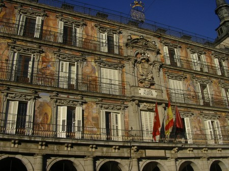 07. Plaza Mayor - Madrid, Spania