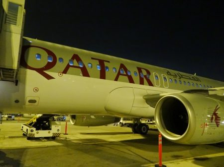 07. Qatar Airways la Doha