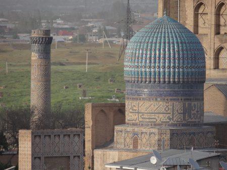 08. Cupola Samarkand