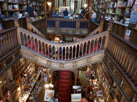 10. Libraria Lello - Porto