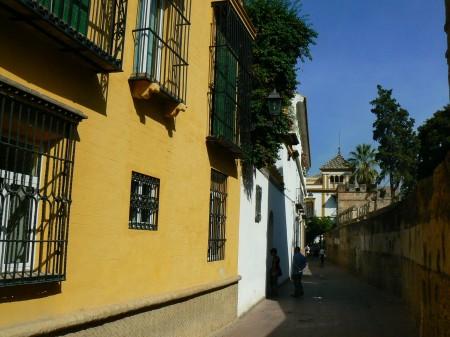 12. Cartierul vechi Sevilla