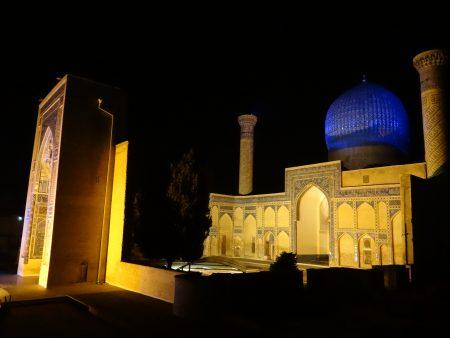 12. Mausoleul lui Timur
