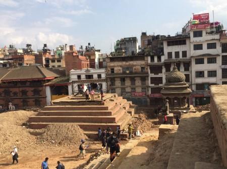 13. Kathmandu - cutremur