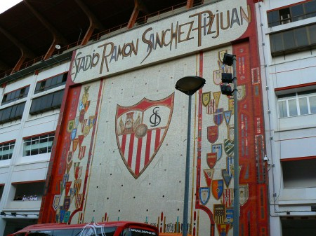 14. Estadio Ramon Sanchez Pizjuan Sevilla