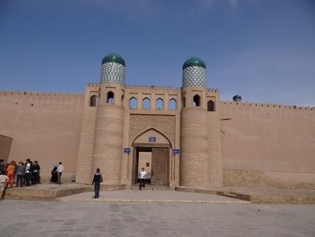 15. Ark - Khiva