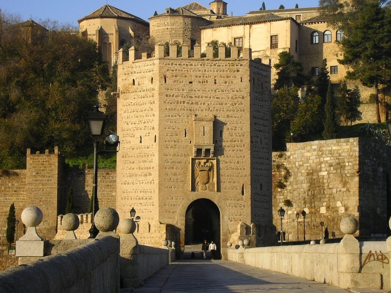 15. Intrare Cetatea Toledo