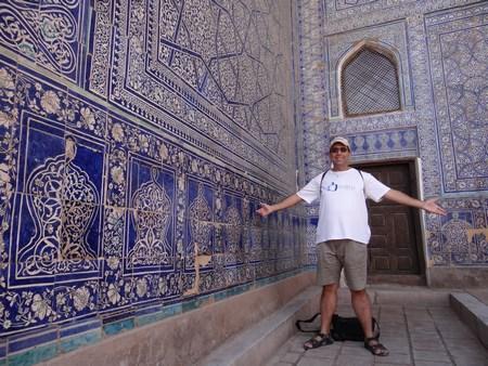 17. Faianta - Khiva