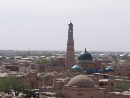 18. Panorama - Khiva