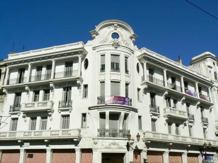 19. Cladiri Casablanca, Maroc
