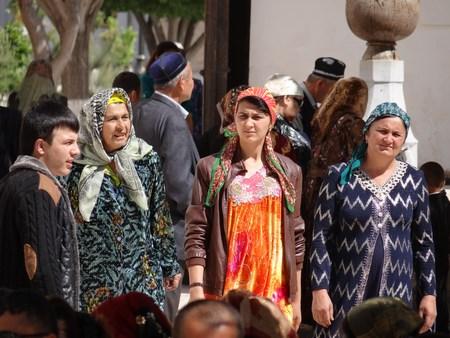 20. Femei Uzbekistan