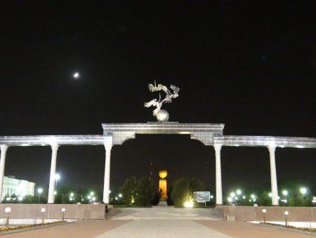 20. Piata Centrala - Taskent