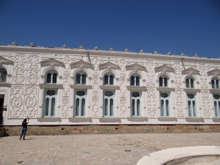 24. Palatul de Vara al Emirului de Buhara
